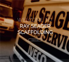 Ray Seager Scaffolding