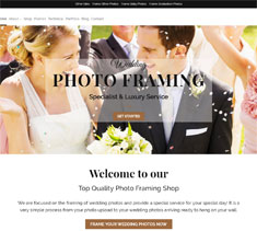Iframe Wedding Photos