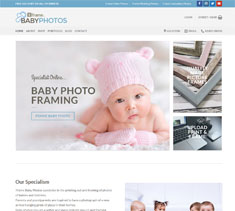 Iframe Baby Photos